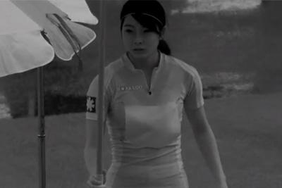 《盗撮》この美女女子校生アスリートのユニフォームの下も赤外線カメラを使えば・・・ww