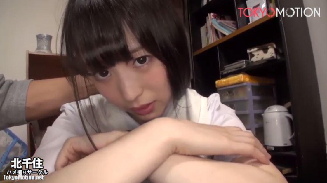 《女子校生リアル円光ハメ撮り》SSS級JKがおやじに手マンされ大量おもらしで体ガクガク♪