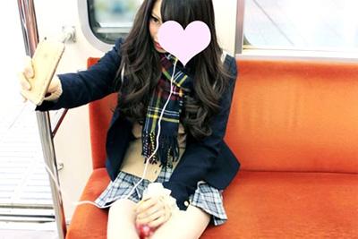《JK円光4P》女子校生をナンパ円光♪ツルマンに魚肉ソーセージ挿入♪『こんなにかけられたの初めて』♡