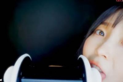 イヤホン推奨!!美女にマジで耳舐められてる錯覚に陥るチュパ音www