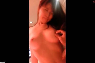 【リベンジポルノ】素人好きはマジ必見!美乳を揺らして一心不乱に腰を振る美女がクソエロくてセックスしたくなるww
