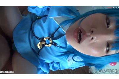 《ハメ撮り》「おチ●ポくだひゃいぃぃ」催眠で目がイっちゃってる童顔美少女JKが理性ぶっ飛びド淫乱にww