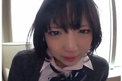 「学校には内緒にしてください..」円光JKが弱みを握られ泣きながら中出しされる胸糞ハメ撮り動画がこちら 広瀬うみ