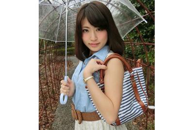【菅野ゆい】横浜で見つけた18歳の女の子♪目線を入れる嘘の条件で出演承諾!「生はダメだよぉ~~!」と中出し拒否されたけど無視して種付けww