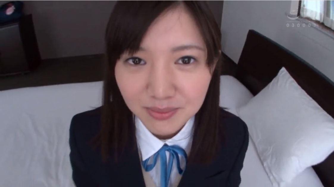《美少女アダルト動画》『昼間っから制服美少女と性交』JK制服好きにはたまらん着エロプレイ